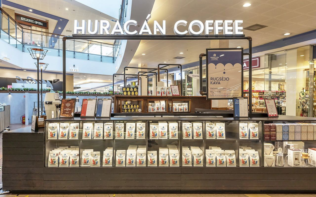 Huracan Coffee v2