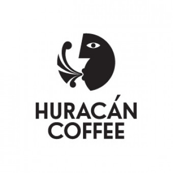 Huracan coffee logo